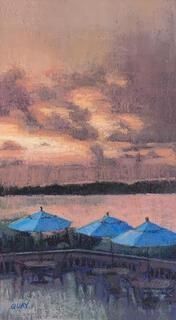 Broad Creek Sunset
