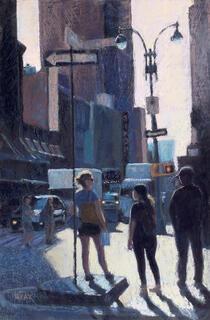 Broadway Scene