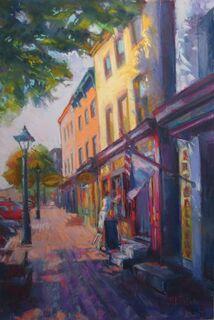 Thames Street 2  Giclee Print