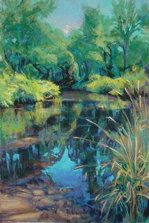 Still Water  Giclee Print